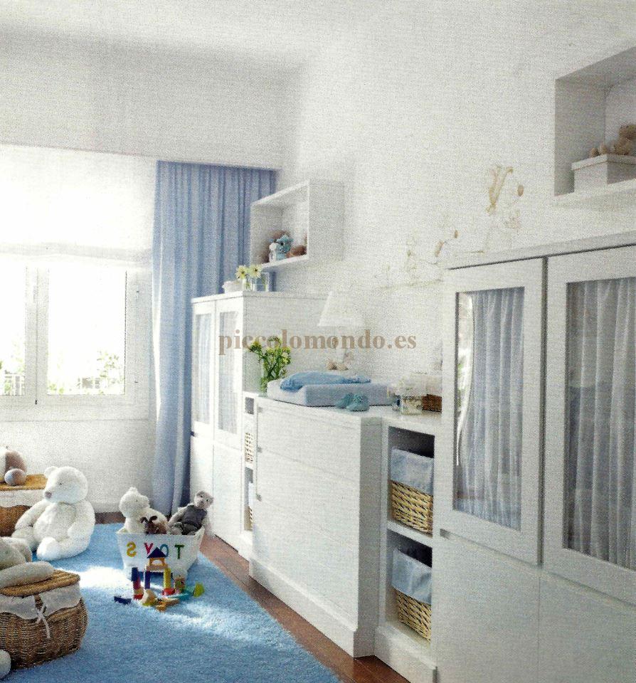 Alcaraz prat habitaci n infantil piccolo mondo - Piccolo mondo barcelona ...